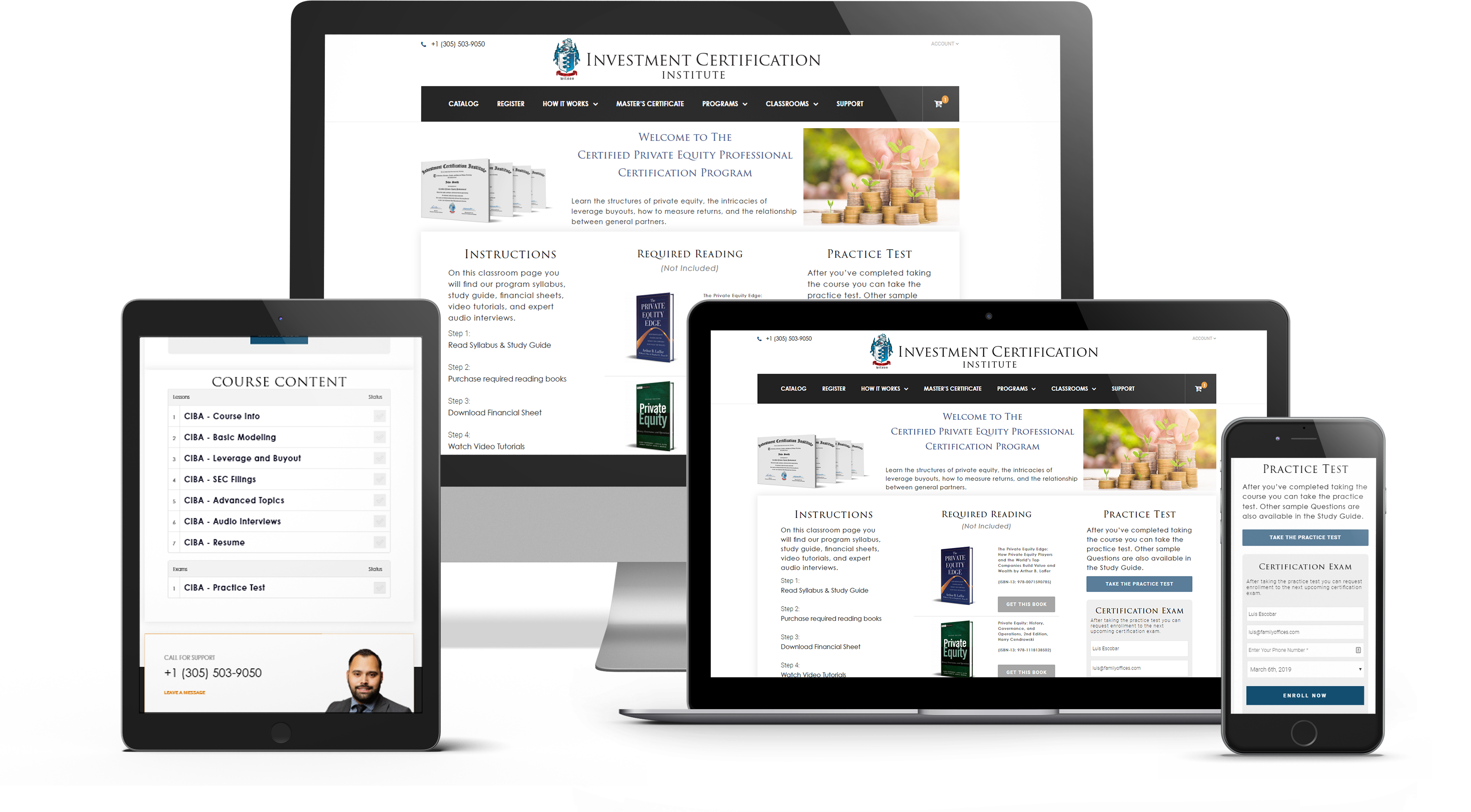 Investment Certification Institute